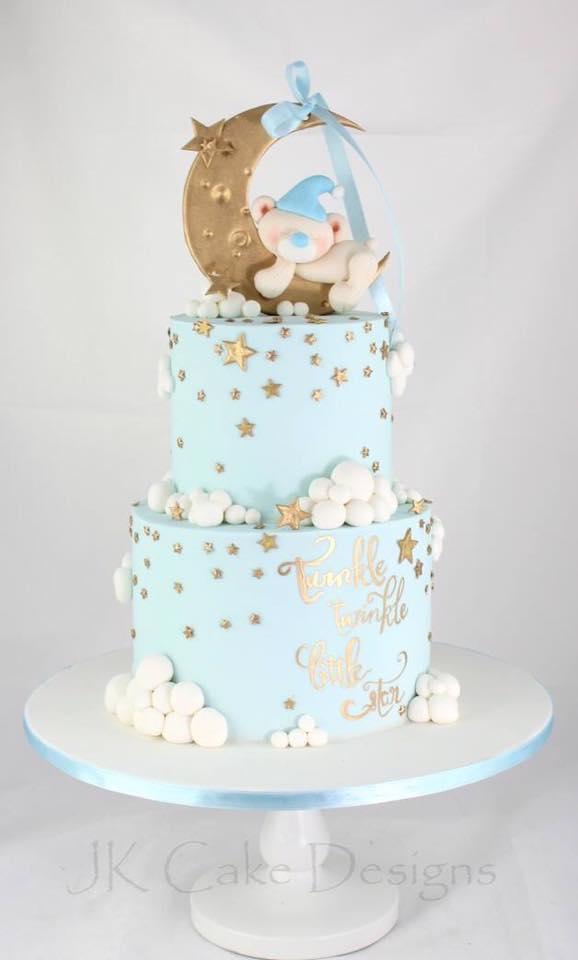 Baby Shower Jk Cake Designs