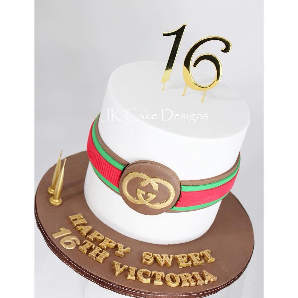Gucci Cake , JK Cake Designs