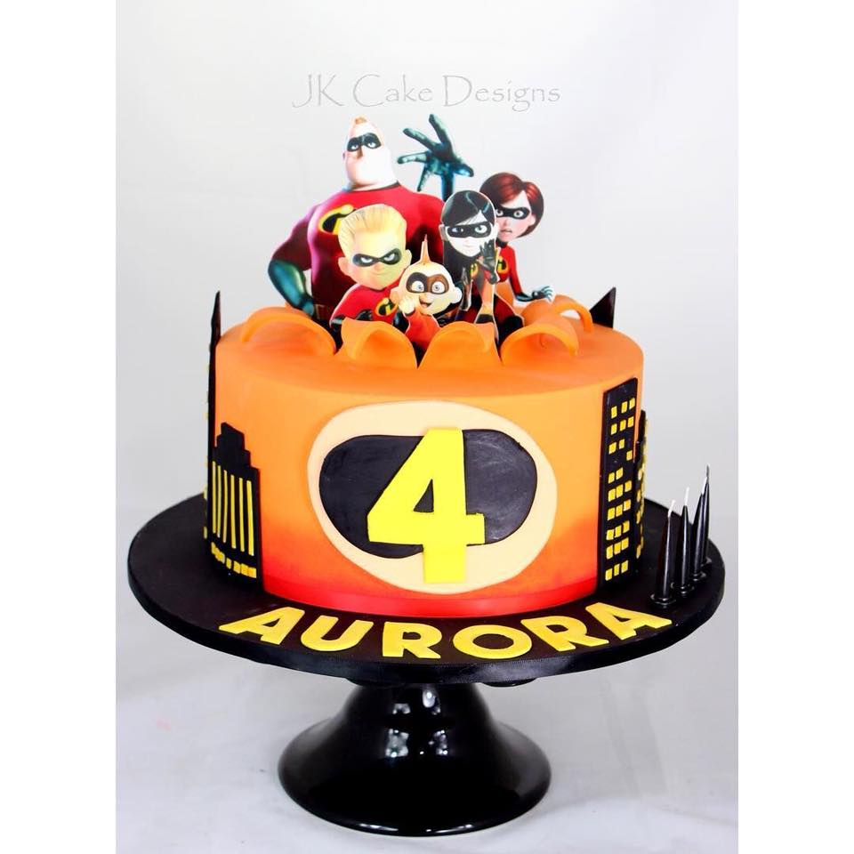 Cake Designs For Birthday With Name