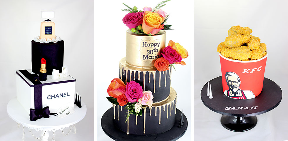JK Cake Designs