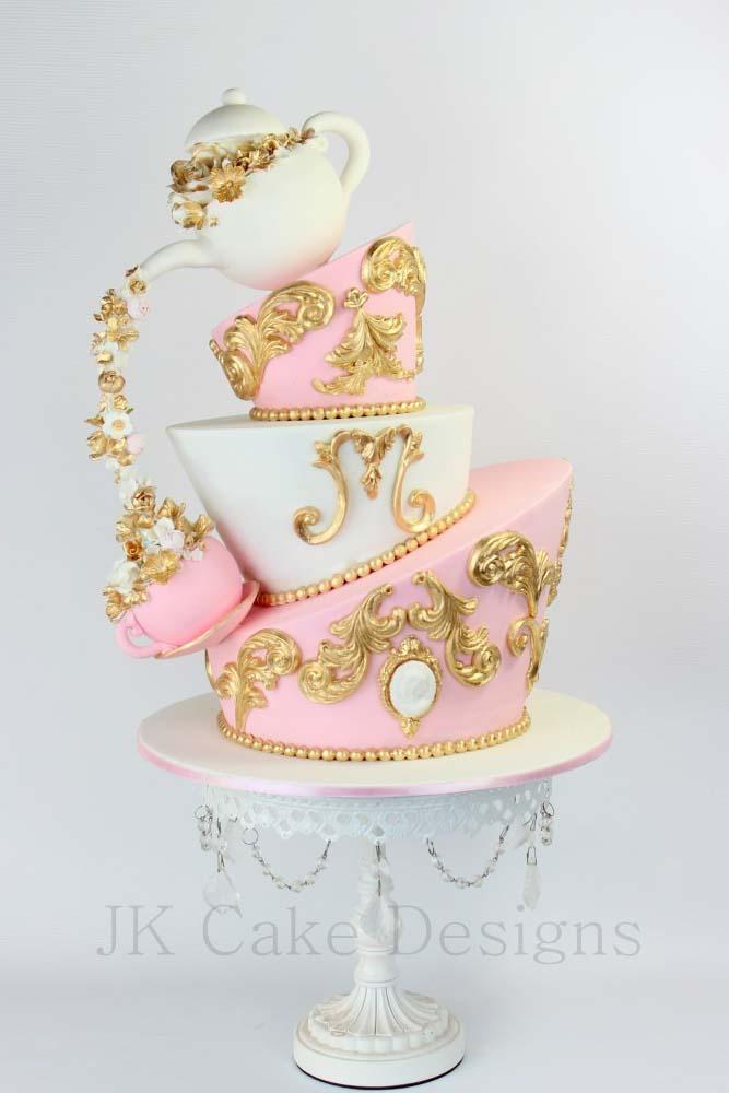 Kitchen Tea Amp Bridal Shower Jk Cake Designs