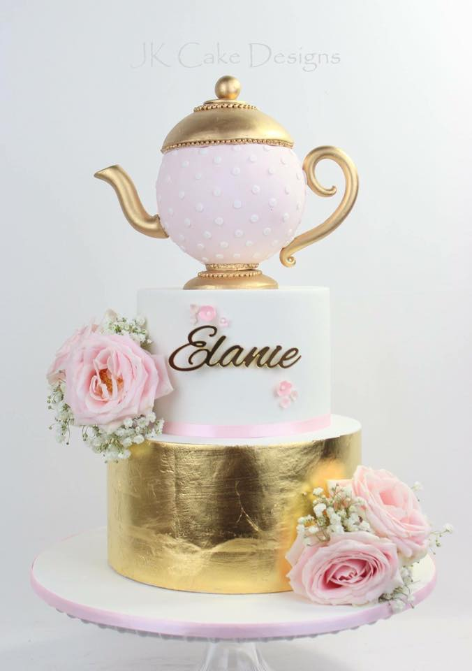 Kitchen Tea Amp Bridal Shower Jk Cake Designs